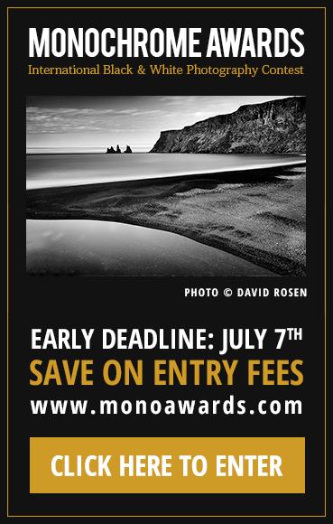 Monoawards Awards 2019 - Black & White Photo Awards