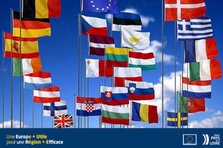 Zoom sur l'Europe