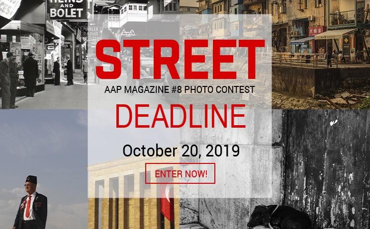 Concours de Photographie de rue d'AAP Magazine