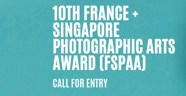 L'appel à candidature: 10th France + Singapore Photography Arts Award (FSPAA)