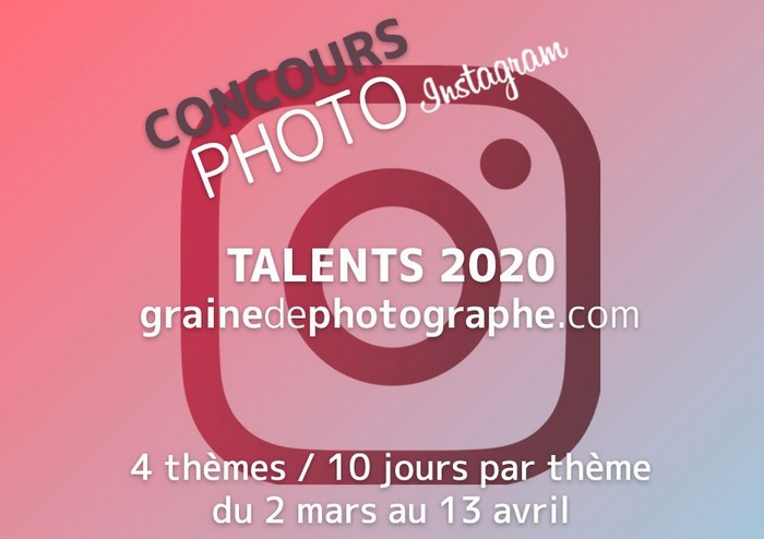 Talents Graine de Photographe