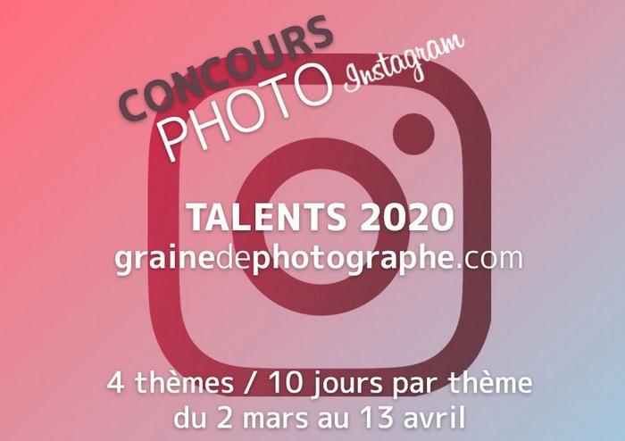 Talents Graine de Photographe