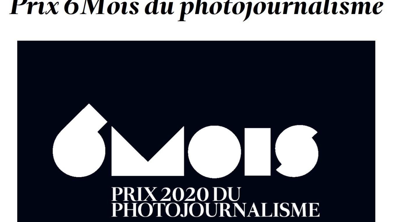 Prix 6Mois Du Photojournalisme