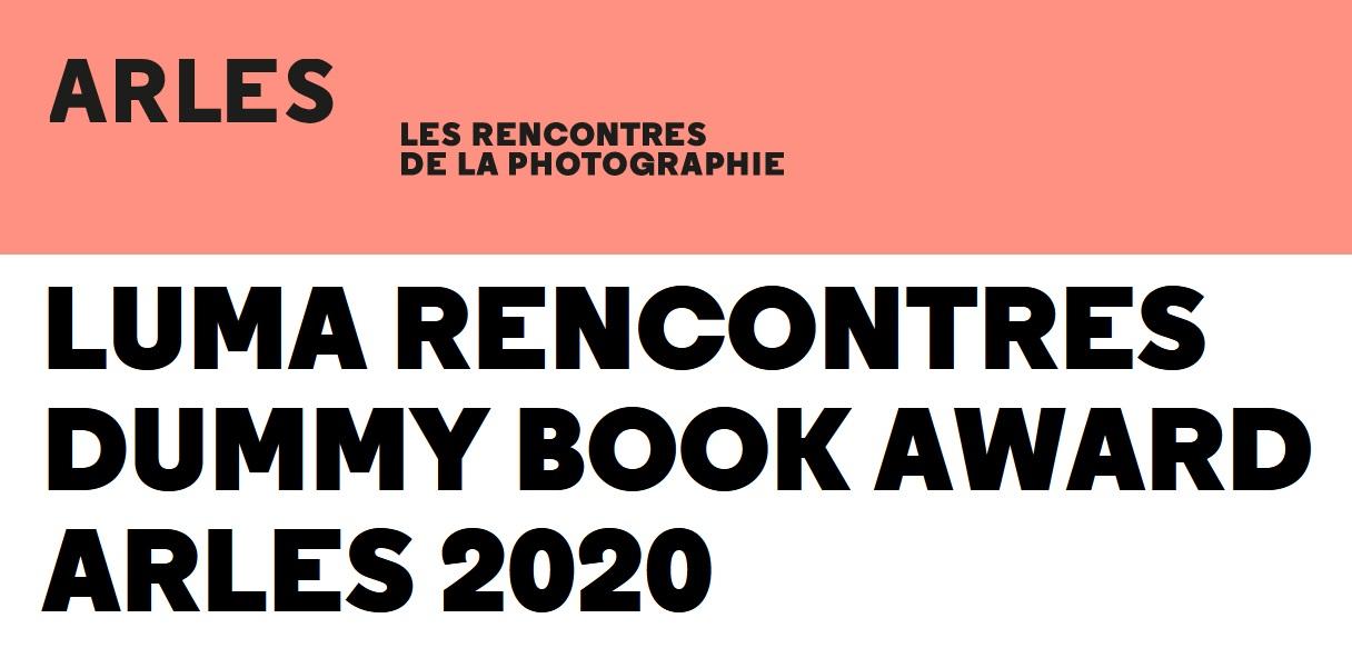 Luma rencontres Dummy Book Award Arles