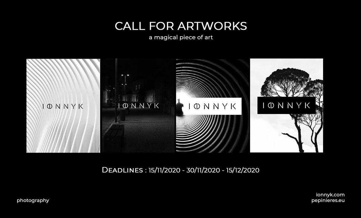 IONNYK – art photographique, numérique, noir & blanc (INT)
