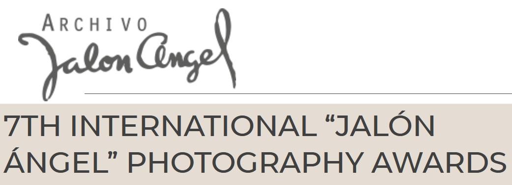VIIe PRIX DE PHOTOGRAPHIE JALÓN ÁNGEL