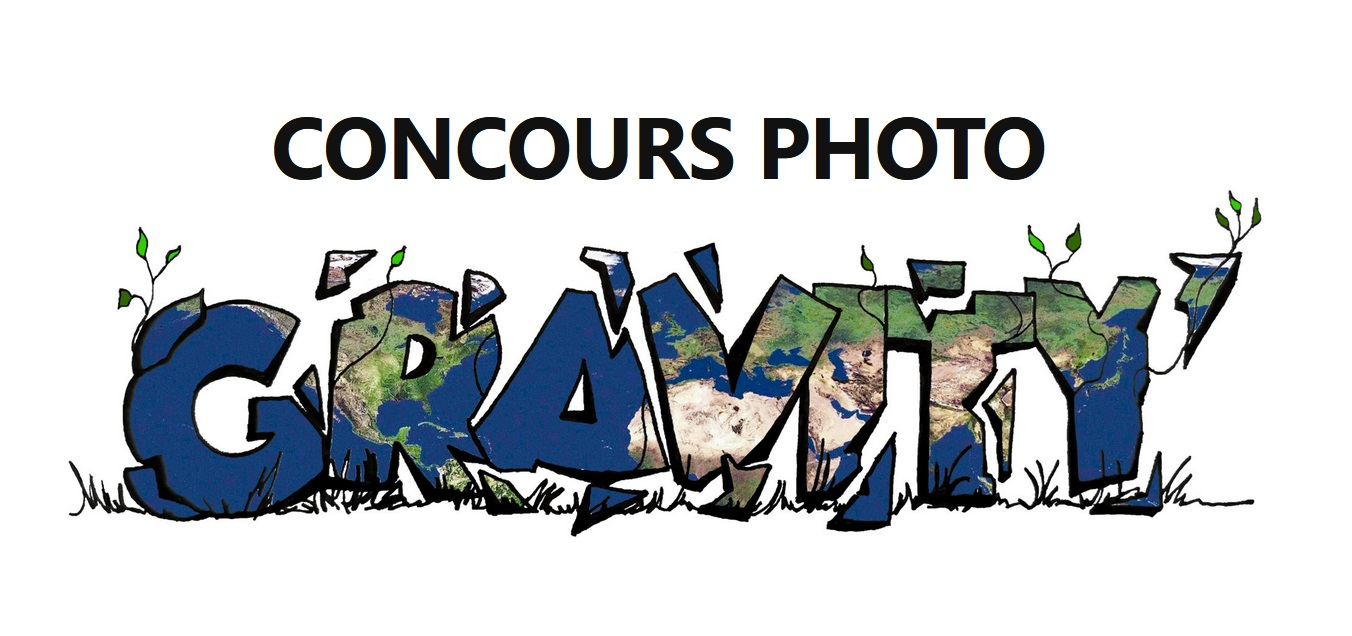 CONCOURS PHOTO GRAVITY