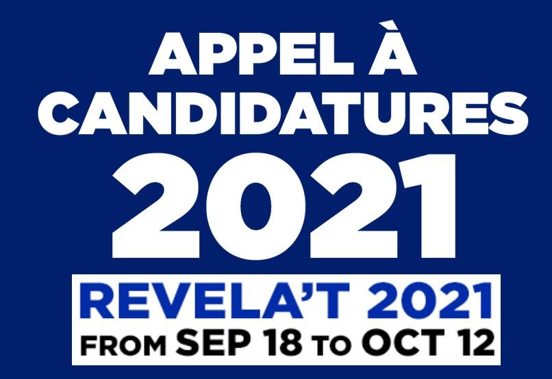 Revela'T 2021