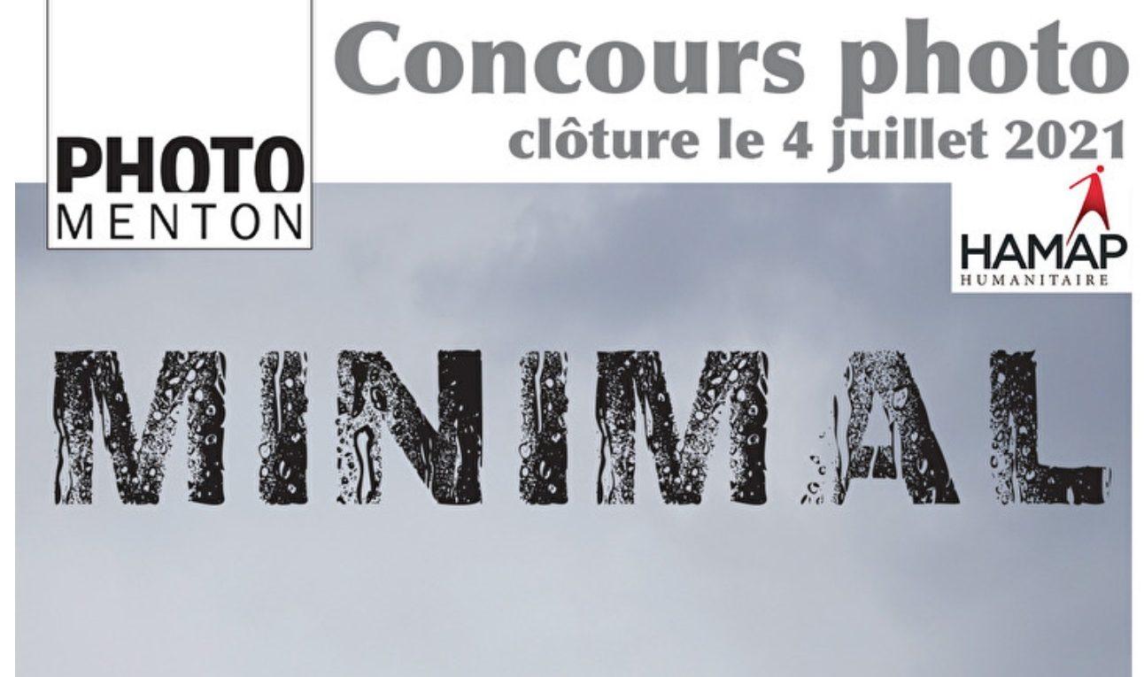 Concours Photo MINIMAL