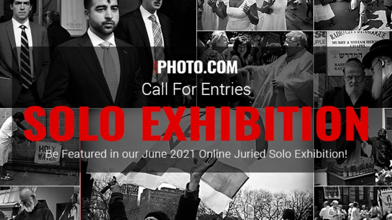 AAP June Online Juried Solo Exhibition