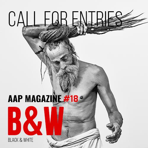AAP Magazine 18 B&W