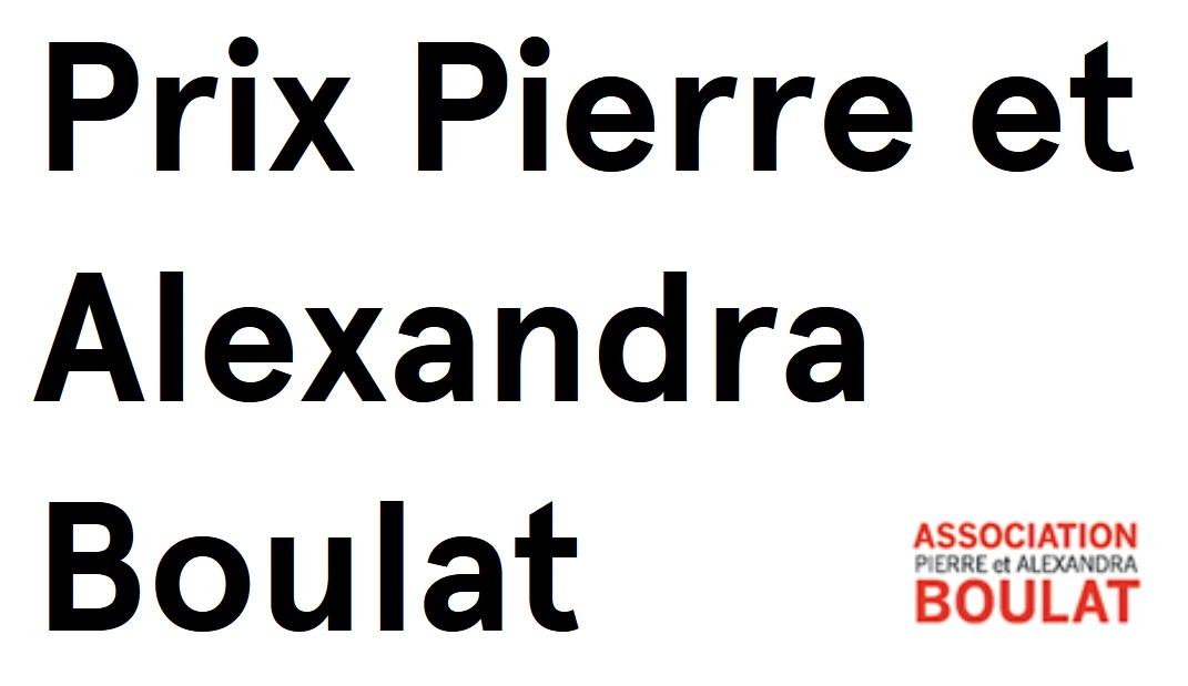 Prix Pierre & Alexandra Boulat
