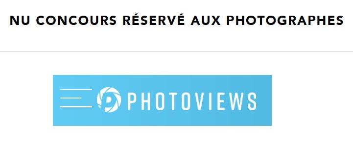 NU Concours Réservé aux Photographes